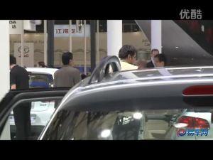 2011上海车展 大众展台高尔夫旅行版