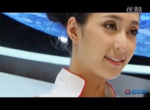 2011上海车展 本田展台INSIGHT车模