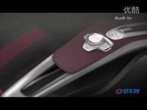 奥迪全系车型在巴黎车展上的精彩展现