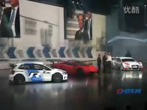 法兰克福车展-POLO WRC和奥迪DTM亮相