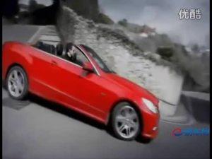 奢华绝顶 2011奔驰E级敞篷跑车