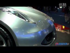 阿尔法罗米欧4C亮相法兰克福车展