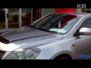 豪迈大气 街头实拍2011款铃木凯泽西