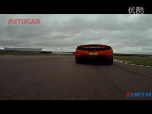 保时捷GT3 RS对阵McLaren MP4-12C