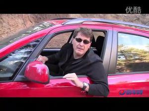 2011款铃木天语 SX4挑战山路越野测试