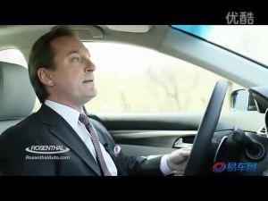 极致的驾驭体验 试驾2012款讴歌 TL