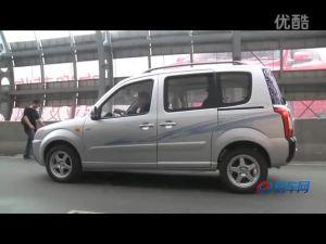 2011广州车展 福田迷迪进入展馆