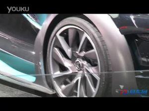 2011广州车展 雪铁龙概念车Survolt