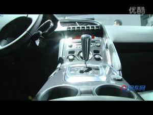 2011广州车展 进口标致3008高清实拍