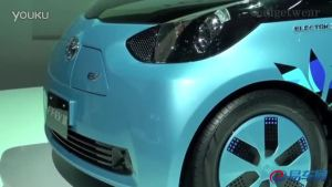 丰田FT-EV III 小型电动概念车