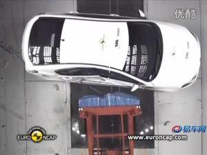 E-NCAP 2011款全新MG6碰撞测试