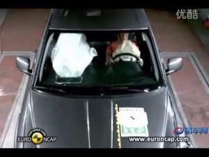 E-NCAP 2011款菲亚特freemont测试