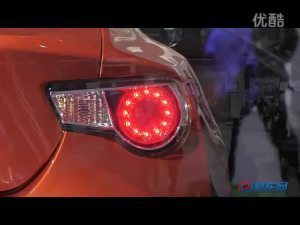 三菱小型车Mirage亮相2011东京车展