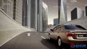T动未来 E享人生  比亚迪G6广告