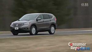 各项配置小幅提升 2012款本田CRV海外版
