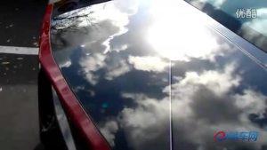 国外网友实拍凯迪拉克敞篷轿跑XLR