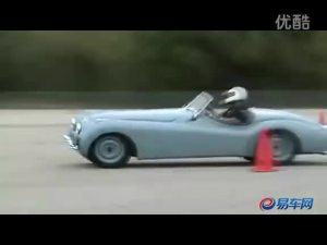 1949年产捷豹 Jaguar XK120 Alloy