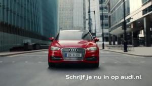 无限能量 奥迪A3e-tron电动车广告