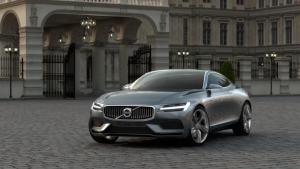 未来的新语言  沃尔沃全新Coupe概念车