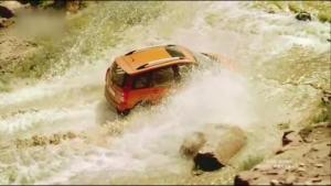加大号城市SUV 风行景逸X5精彩广告