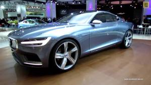 新豪门 车展实拍沃尔沃Coupe Concept