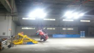 逸动螺旋翻滚试验 挑战美国安全标准