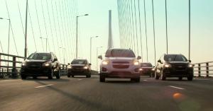 《变形金刚4》预告片 雪佛兰全系齐动员