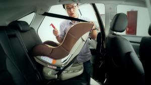 儿童安全座椅安装及误区解读 不再犯错