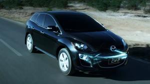2014款一汽马自达CX-7 车型详细解析