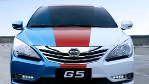 2014款比亚迪G5 车型亮点详细解析