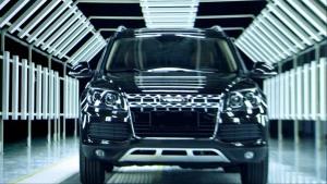 野马汽车良心质造 2014款T70年底上市