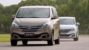 2014款上汽大通G10 开启商务之旅