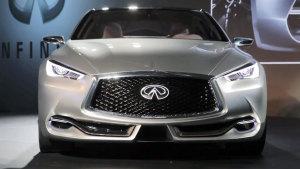 2015北美车展 英菲尼迪Q60概念车