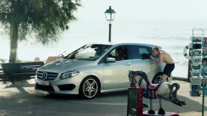全新奔驰B级运动旅行车  售价26.2万起