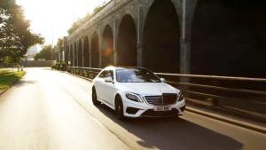 2015款奔驰S63 AMG 尽显尊贵奢华