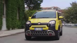 意大利风格 2015款菲亚特Panda Cross