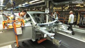 工厂探秘 西雅特Ibiza生产过程实拍