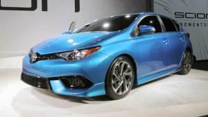 2015纽约车展 Scion全新iM正式发布