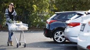 现代汽车实用配置 倒车影像安全无忧