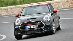 全新一代MINI JCW 外观惊艳车重减轻