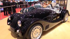 古典跑车 摩根Plus-8内饰外观展示