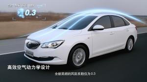 上海通用别克全新英朗 高效环保科技