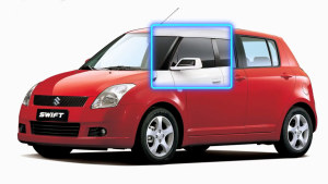铃木iM-4概念车 借鉴家族车型设计风格