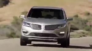 2015款林肯MKC 拥有动感SUV外型