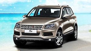2015款野马T70 适合创业者的国民SUV