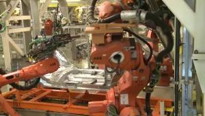 工厂探秘 克莱斯勒美国装配生产车间