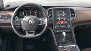 雷诺新款塔利斯曼 装配8.7英寸触控屏