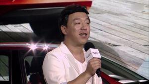 桑塔纳·浩纳上市活动 黄渤表演脱口秀