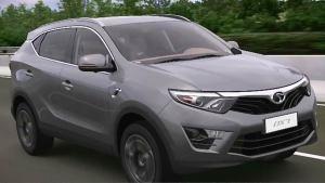 东南DX7豪华都市SUV 与法拉利系出同门