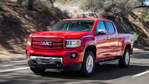 GMC皮卡Canyon 配2.5L四缸汽油发动机